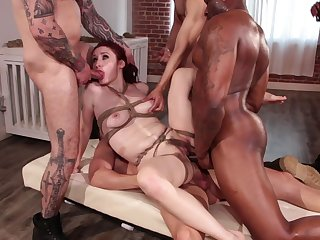 Violet Monroe needs more than one load of shit to be to blame for her sexual appetite