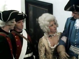 Caterine rub-down the dictatorial (one 983) vignette one . Sandra Nova. Antique romp porno. best coitus