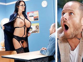 Down in the mouth teacher hardcore fucks schoolboy readily obtainable school