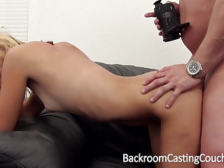 Anorectic Flaxen-haired Anal Amateur Casting
