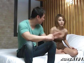 Korean Porn Hot Korean Fondled Not much Panties!
