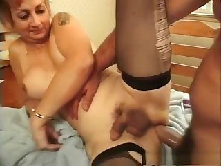 Granny The t-girl Part 2