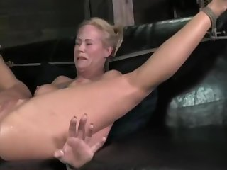 GERMAN MILF Female parent CRYING BIG Unconscionable COCK HARD Making out