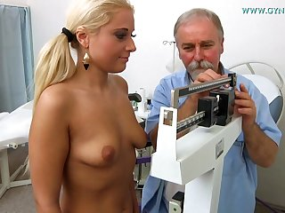 Kirmess Gets Gyno Inquisition - Medical Porn