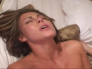 Horny mature cheats on hubby with young boys