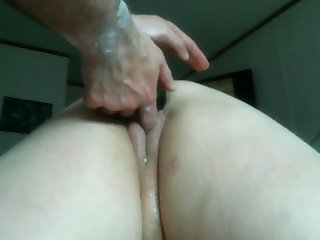My wife loves anal fisting and she loves it soon I fuck less the brush sexual connection toys