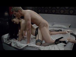 Fetish Sex Session Around Lovely Spanish Asian Katana